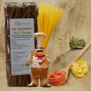 Bio Tagliatellini Chili / Orange